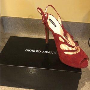 Shoes by Giorgio Armani